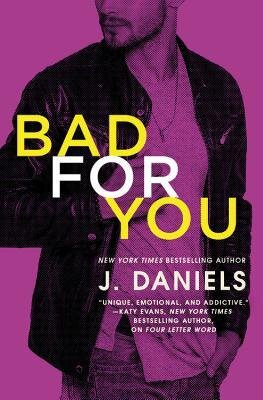 Bad for You book cover- one of the best romance books of 2018