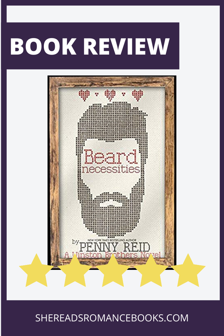 Beard Necessities by Penny Reid Book Review by She Reads Romance Books