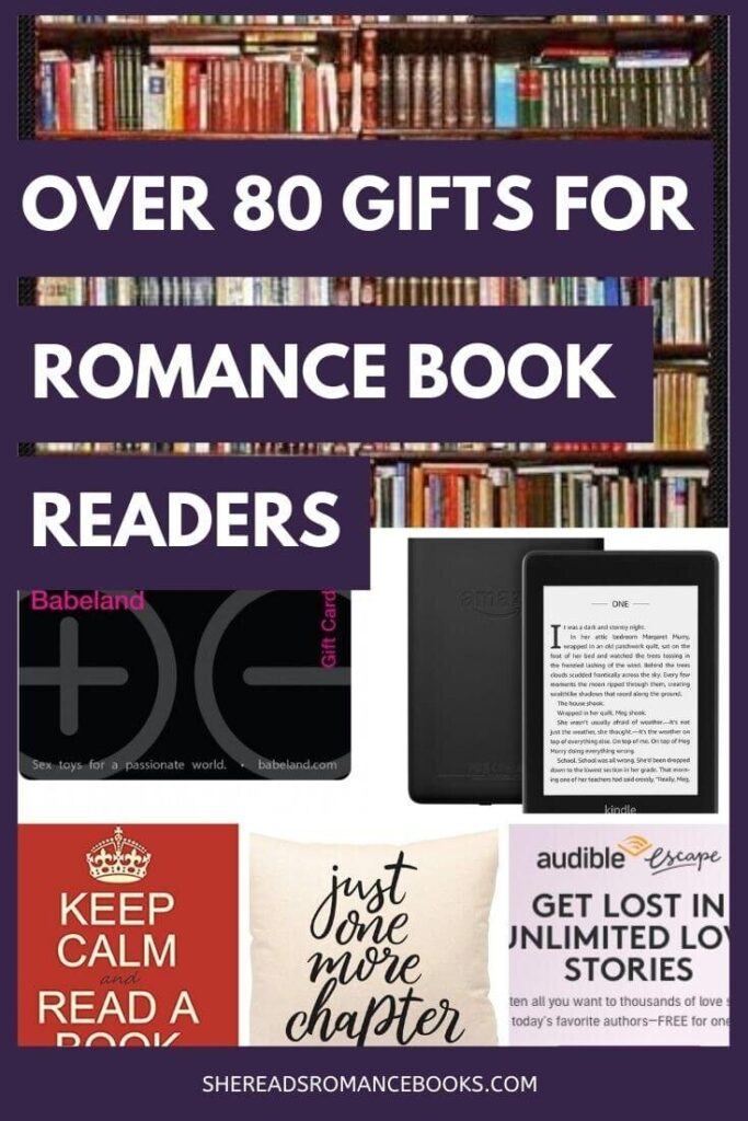 List of the best gifts for the book lover.