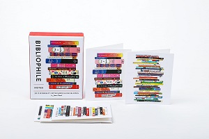 Bibliophile stationery is one of the best gifts for bookworms.