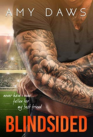 Blindsided is one of the best friends to lovers books worth reading.