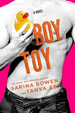 Boy Toy book cover - one of the best romance books of 2018