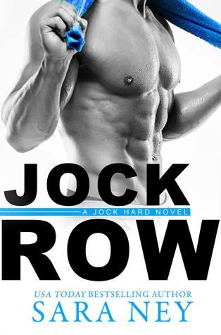 Jock Row  by Sara Ney is one of the best baseball romance books worth reading