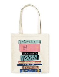 Kate spade tote bag is one of the best gifts for bookworms.
