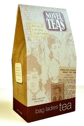 Novel teas are one of the best gifts for book lovers