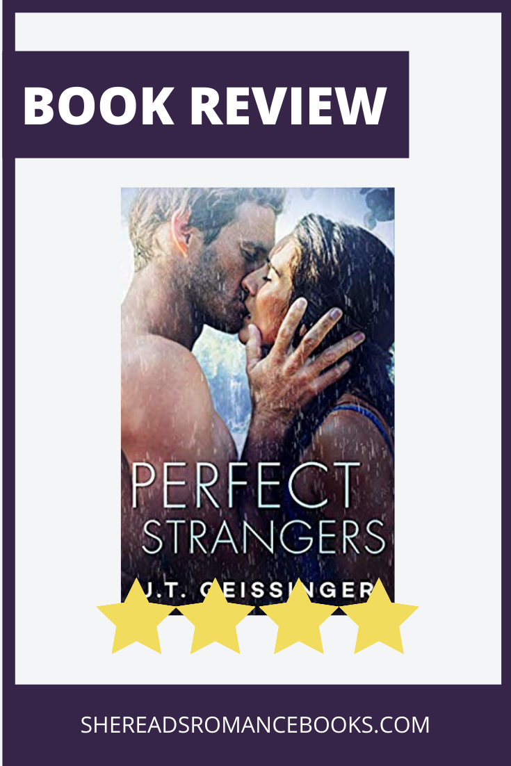Perfect Strangers book cover and book review by She Reads romance Books