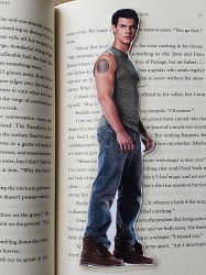 Pocket Jacob is the perfect gift for romance readers.