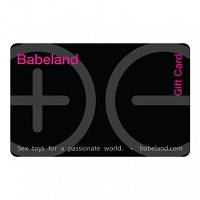 Babeland gift certificate is the perfect gift for romance readers.