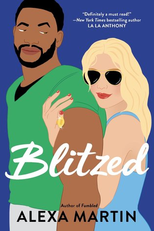 Blitzed is a book from one of today's popular black romance authors.