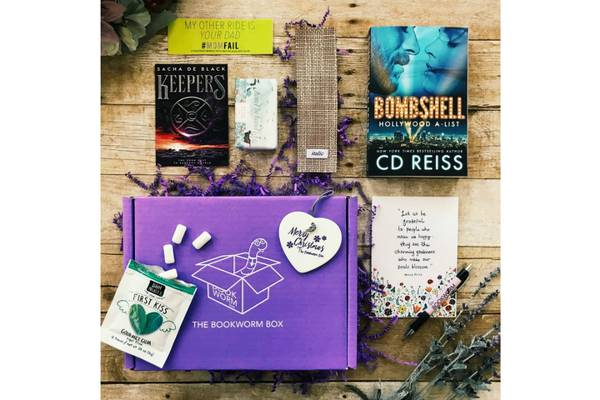 Book subscription is one of the best gifts for bookworms.