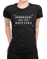 Bookish T-shirt is one of the best gifts for bookworms.