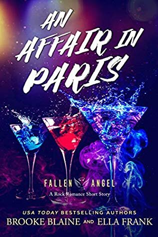 An Affair in Paris  is a romance book in one of the best rock star romance series.