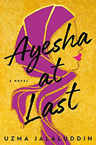 Ayesha at Last is a nominee for best romance book in the 2019 Goodreads Choice Awards.