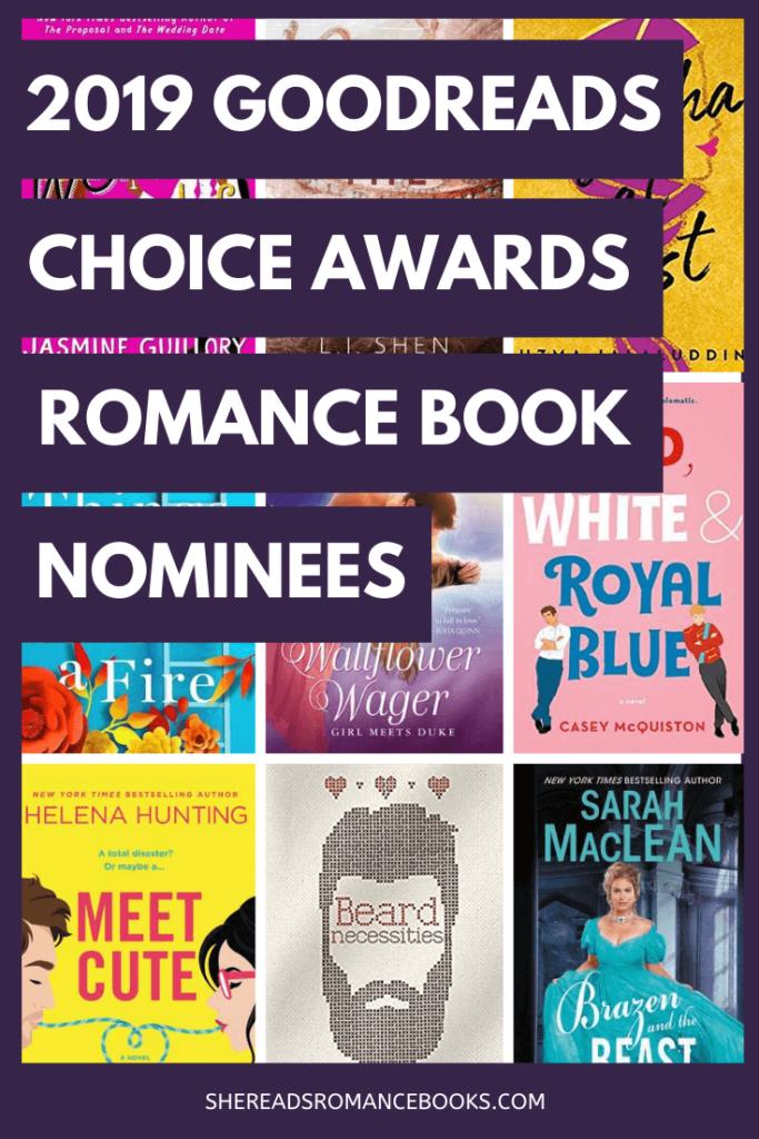 2019 Goodreads Choice Awards for Best Romance Book