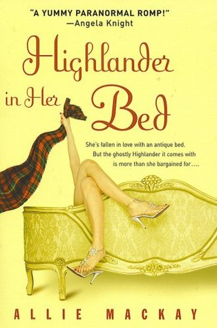 Highlander in Her Bed is a Scottish romance novel worth reading.