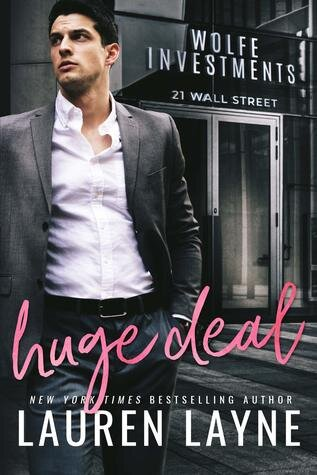Huge Deal   by Lauren Layne is one of the best office romance books