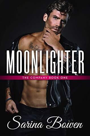 Moonlighter by Sarina Bowen book cover