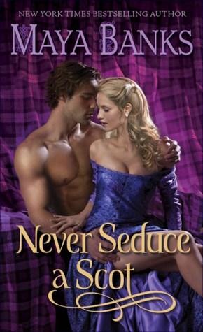 Never Seduce a Scot is a Scottish romance novel worth reading.