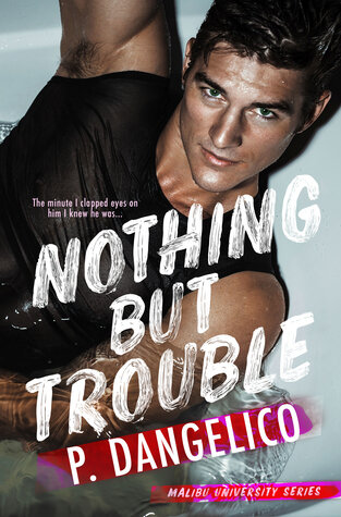 Nothing But Trouble is a must read college romance book