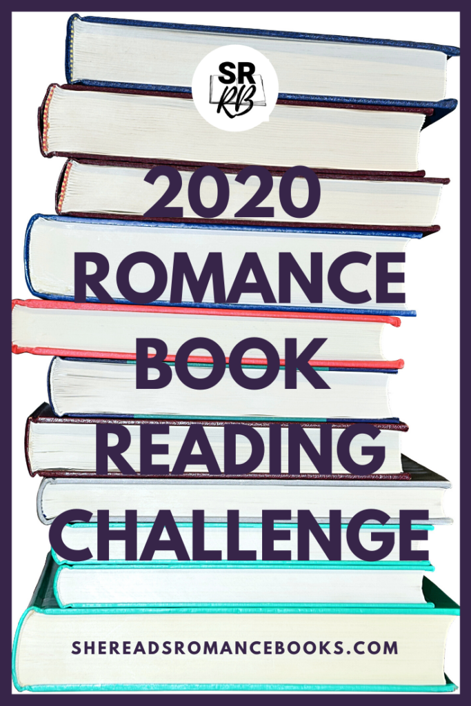 Join in the romance book reading challenge for 2020 where we will read one romance book each month in a different romance book genre or romance book trope.