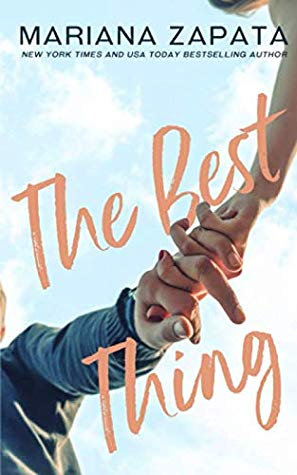 The Best Thing is a nominee for best romance book in the 2019 Goodreads Choice Awards.