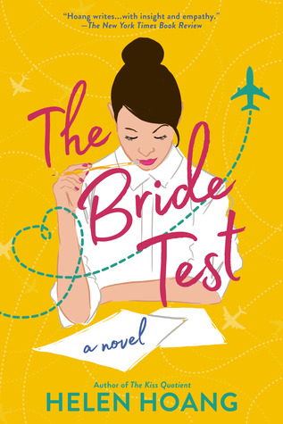 The Bride Test is a nominee for best romance book in the 2019 Goodreads Choice Awards.