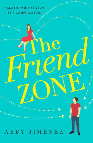 The Friend Zone is a nominee for best romance book in the 2019 Goodreads Choice Awards.