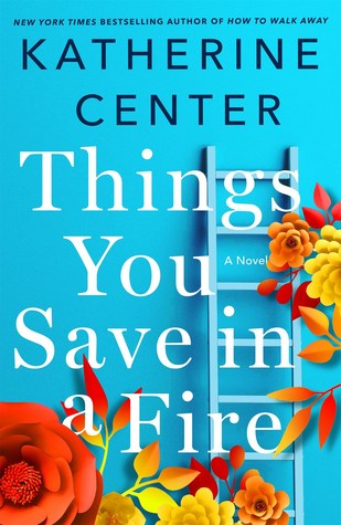 Things You Save in a Fire is a nominee for best romance book in the 2019 Goodreads Choice Awards.