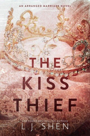 The Kiss Thief is a nominee for best romance book in the 2019 Goodreads Choice Awards.