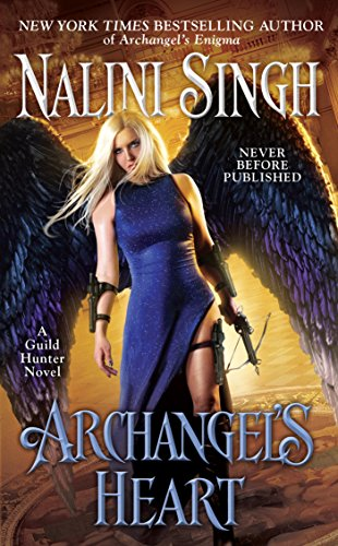 Archangels Heart  is one of the best romance books according to top romance book bloggers.