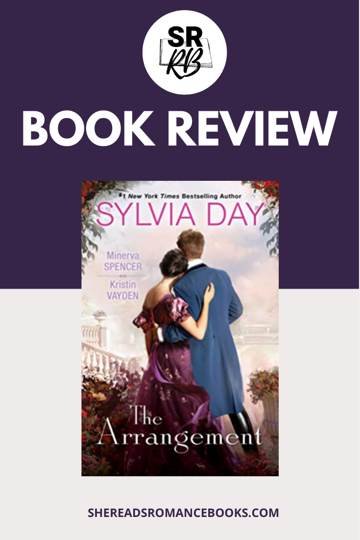 The Arrangement book cover and book review by She Reads Romance Books