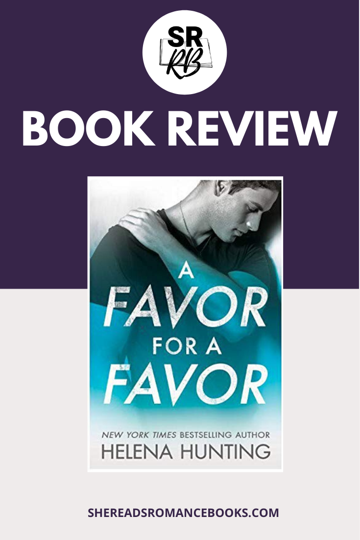 A Favor for a Favor by Helena Hunting releases in January 2020. You don't want to miss this must read in her All In hockey romance series featuring one of the best enemies to lovers stories