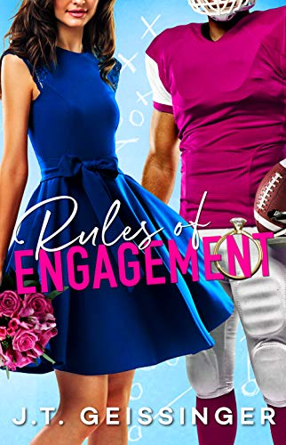 Book Review of Rules of Engagement by J.T. Geissinger by romance book blogger, She Reads Romance Books