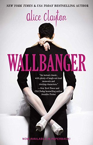 Wallbanger is a book with a hot romance novel cover.