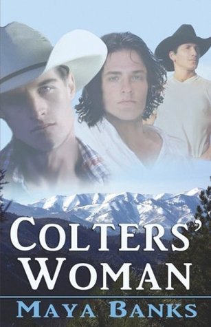 Colters' Woman is an erotic romance novel.