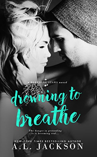 Drowning to Breathe is a romance book in one of the best rock star romance series.