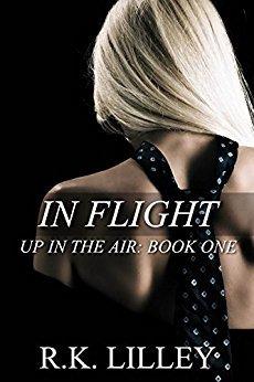 In Flight is an erotic romance novel.