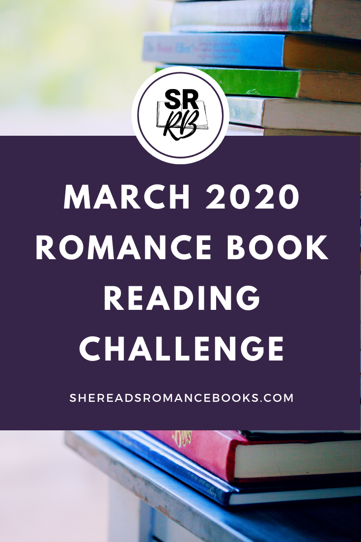Join in the March 2020 Romance Book Reading Challenge by She Reads Romance Books. This month we are reading a rock star romance book.