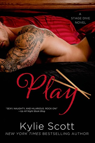 Play is a romance book in one of the best rock star romance series.