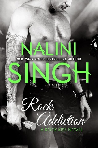 Rock Addiction is a romance book in one of the best rock star romance series.