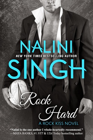 Rock Hard is a romance book in one of the best rock star romance series.