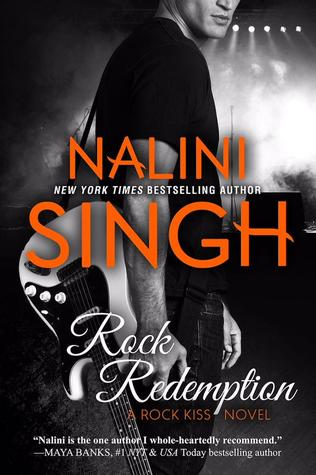 Rock Redemption is a romance book in one of the best rock star romance series.