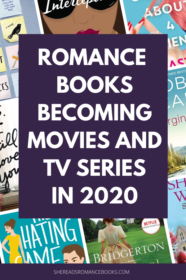 List of romance books to movies and TV in 2020,