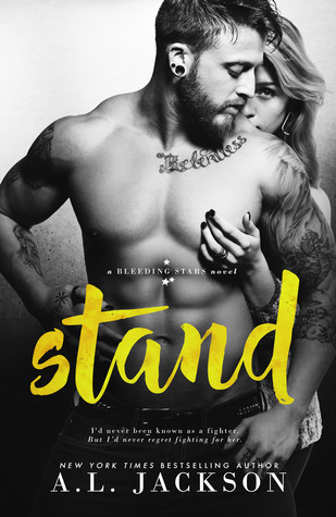 Stand is a romance book in one of the best rock star romance series.