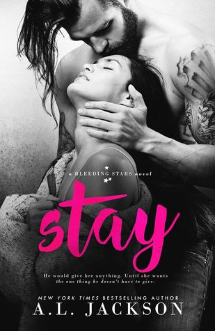 Stay is a romance book in one of the best rock star romance series.