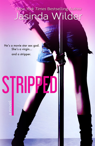 Stripped is an erotic romance novel