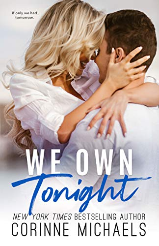We Own Tonight by Corinne Michaels is She Reads Romance Books blogger's choice of rock star romance for the March 2020 Romance Book Reading Challenge.
