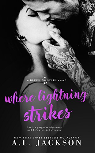 Where Lightning Strikes is a romance book in one of the best rock star romance series.