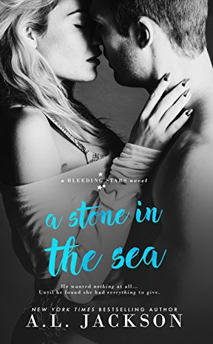 A Stone in the Sea is a romance book in one of the best rock star romance series.