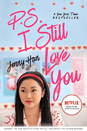 PS I Still Love You is a romance book to movie for 2020.